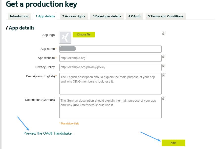 Xing Login - Xing App Details