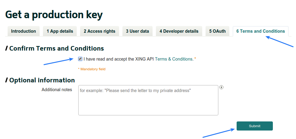 Xing Login - Xing App Terms And Conditions