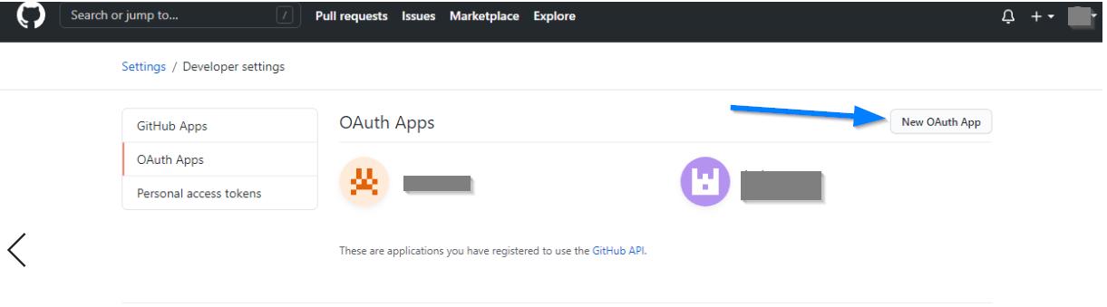 Github Client ID - Github Developer